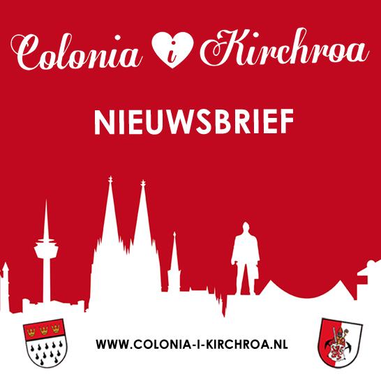 Colonia i Kirchroa nieuwsbrief