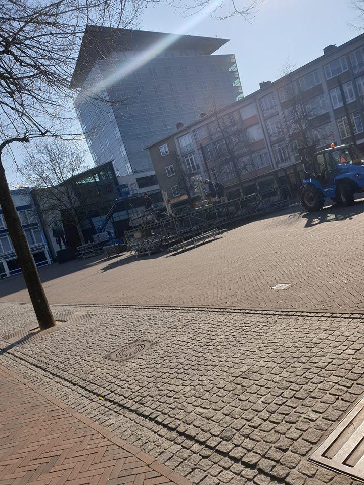 Markt Kerkrade centrum