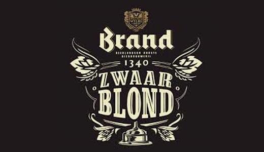Brand Zwaar Blond