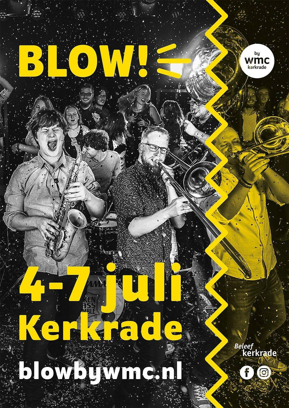 BLOW by WMC Kerkrade