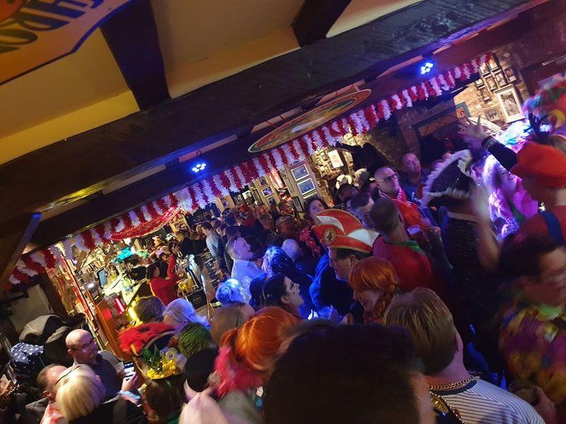 Carnaval 2020 in a Jenne Sjlaagboom Kerkrade